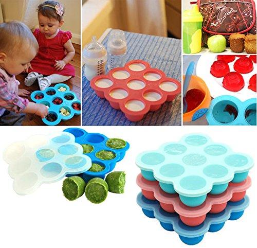 umigal babybrei aufbewahrung zum einfrieren von babynahrung und als beh lter f r beikost. Black Bedroom Furniture Sets. Home Design Ideas