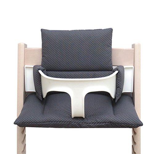 blausberg baby sitzkissen kissen set polster beschichtet f r stokke tripp trapp hochstuhl. Black Bedroom Furniture Sets. Home Design Ideas