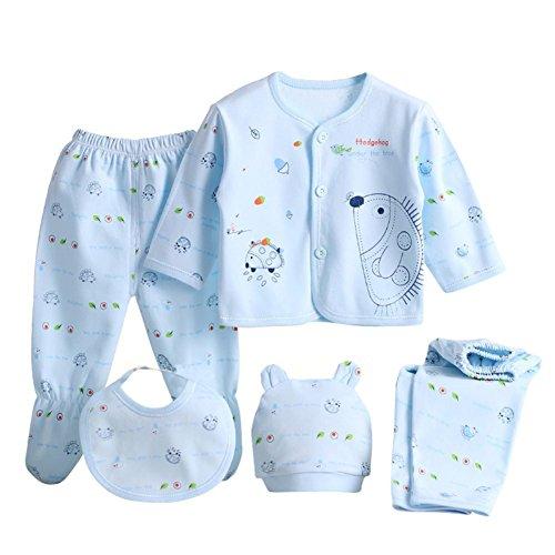 Neugeborenes baby geschenk set mit bodysuit lätzchen