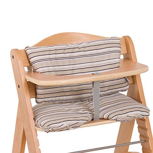 hauck 661086 hochstuhl alpha wei natur. Black Bedroom Furniture Sets. Home Design Ideas