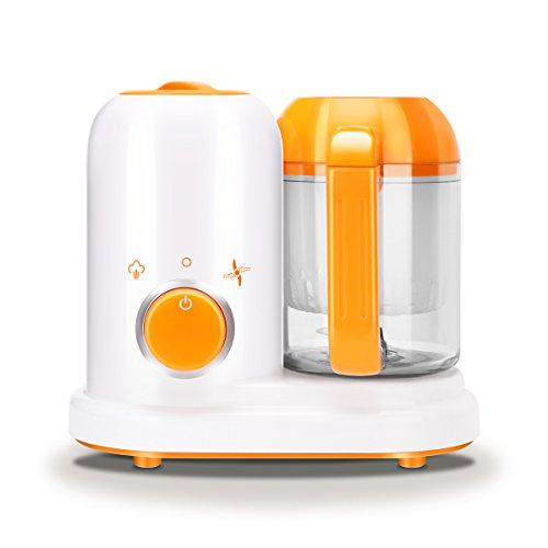 Flyspin Babybreibereiter, 4-in-1-Funktion, elektrisch