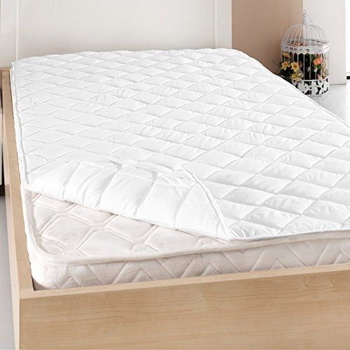 deconovo platzdeckchen abwaschbar tischsets stoff platzmatten kunststoff 30 45 cm beige 4er set. Black Bedroom Furniture Sets. Home Design Ideas