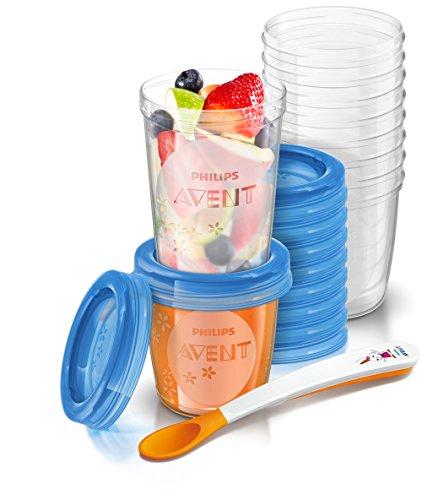 Philips Avent Tragbare Milch Pulver Formel Bpa Frei Pp Material 240 Ml Spender 3 Schraube-auf Container Baby Infant Fütterung Box Flaschenzuführung Fütterung