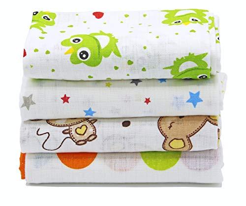 KöStlich Kinderbettwäsche Bettwäsche Baumwolle 100x135 Blau Grün Schildkröte Renforcé Attraktive Mode Baby